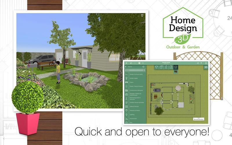 Home Design 3D Outdoor U0026 Garden 4.0.2