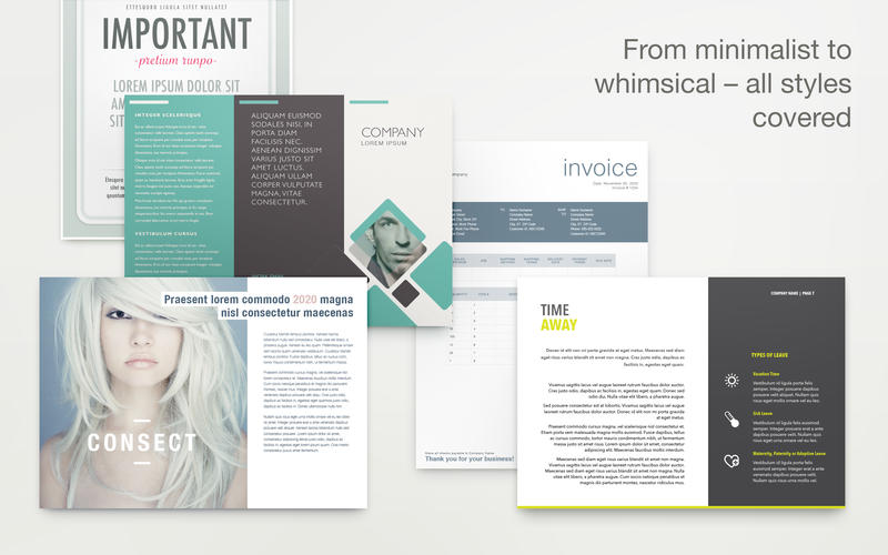 Business templates for ms word 10 download macos business templates for ms word 10 cheaphphosting Images