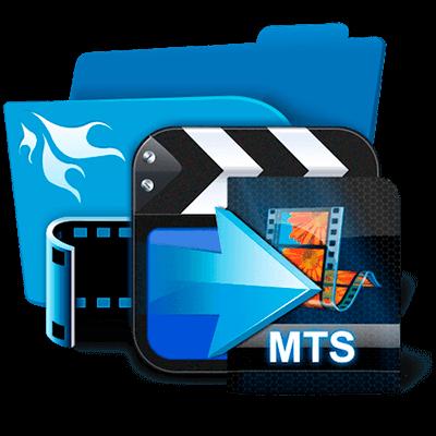AnyMP4 MTS Converter v6.2.23