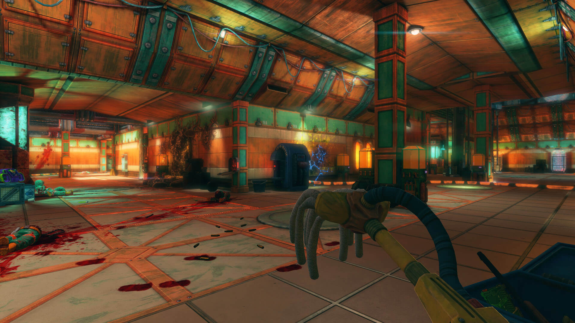 viscera cleanup detail how to play co op