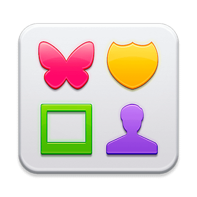 Expert Clipart - Icons, Backgrounds for iWork 3.1