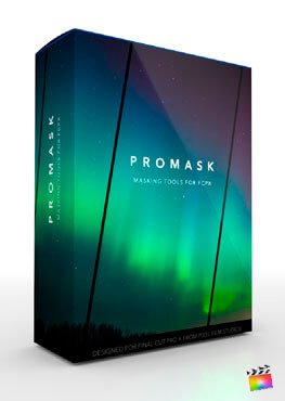 Pixel Film Studios - ProMask: Masking Tools for Final Cut Pro X