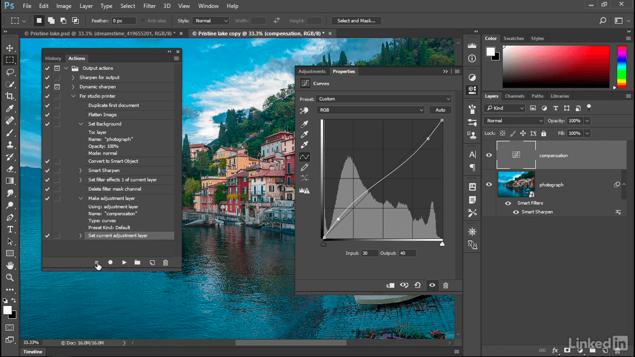 how to add a new layer in photoshop cc