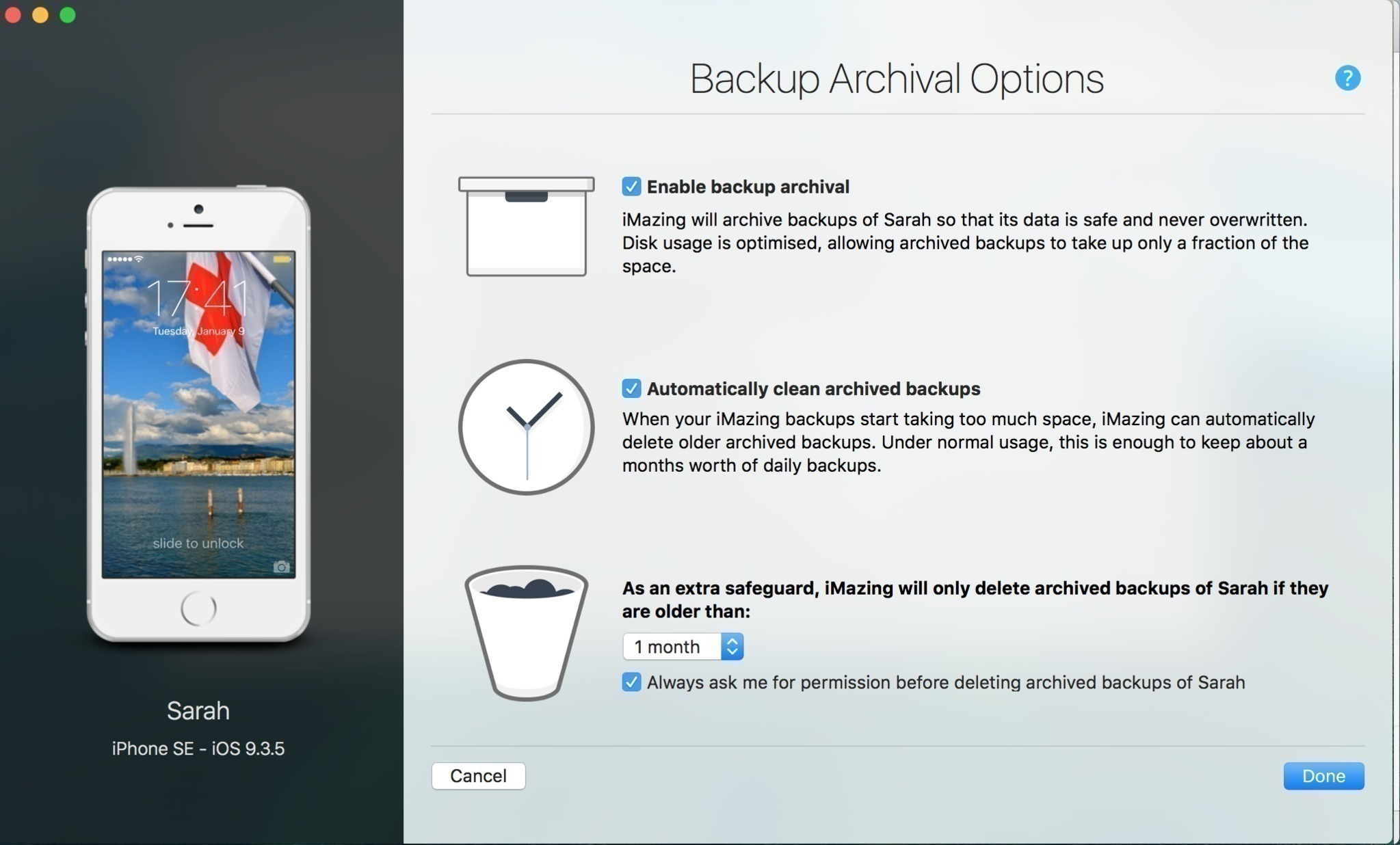 iMazing 2 10 0 (11408) download | macOS