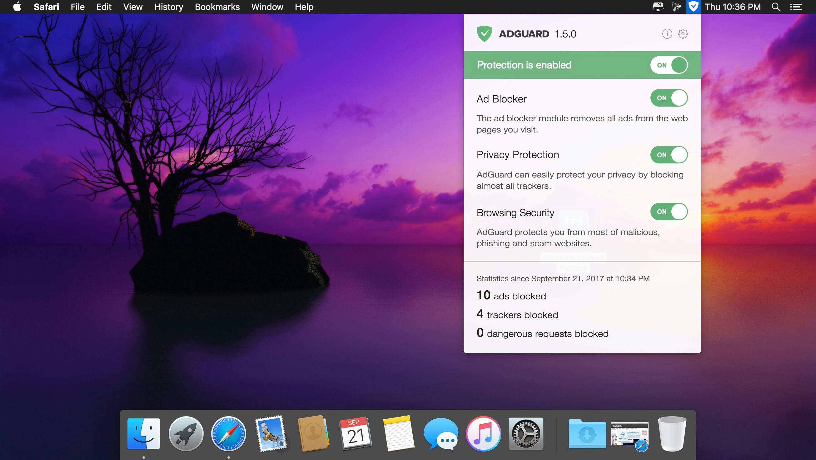 Adguard for Mac 2 1 1 (591) download | macOS