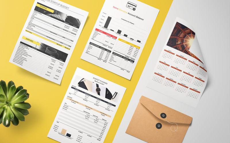 design templates for excel 3 9 download macos