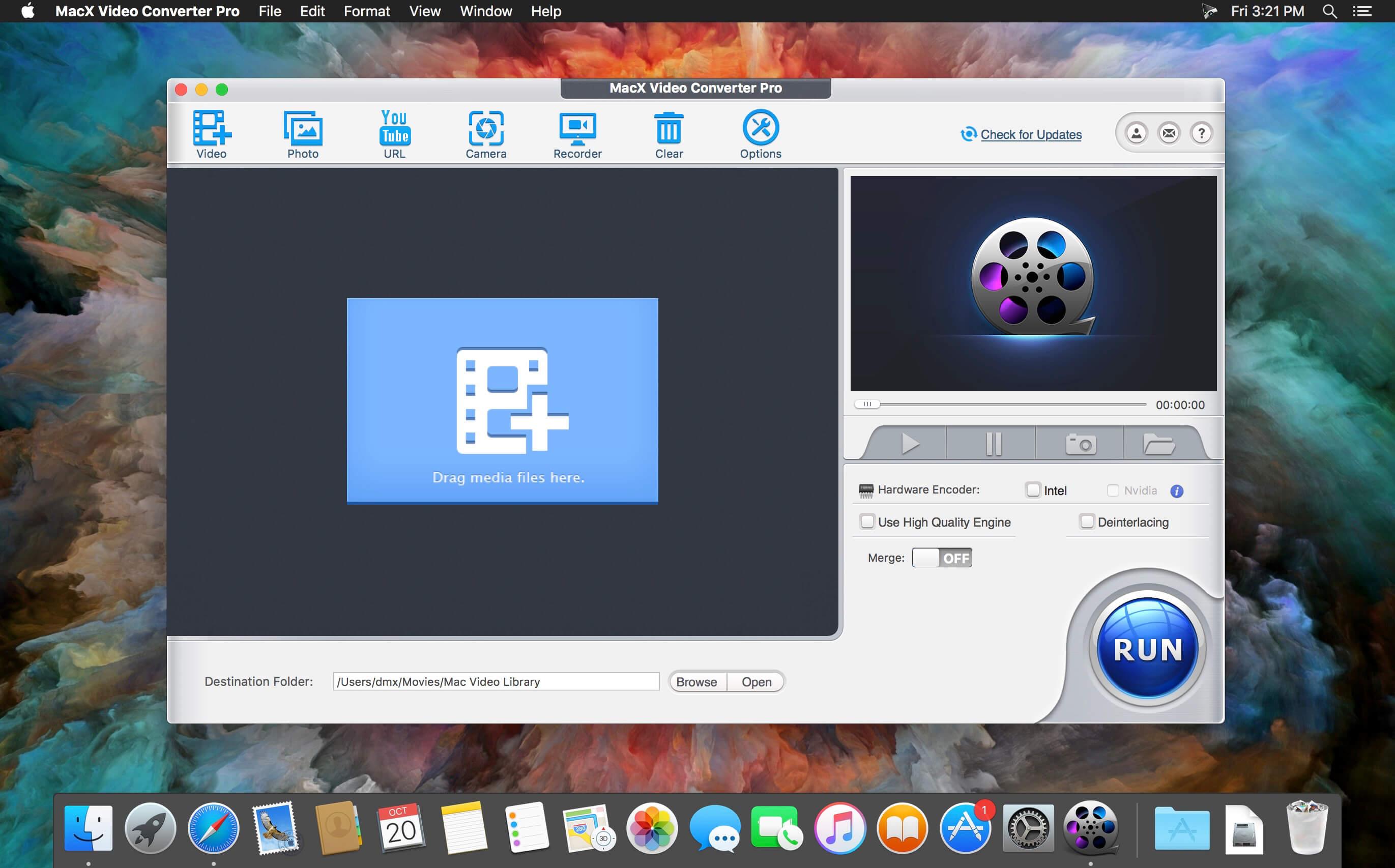 Macx Video Converter Pro 64-Bit