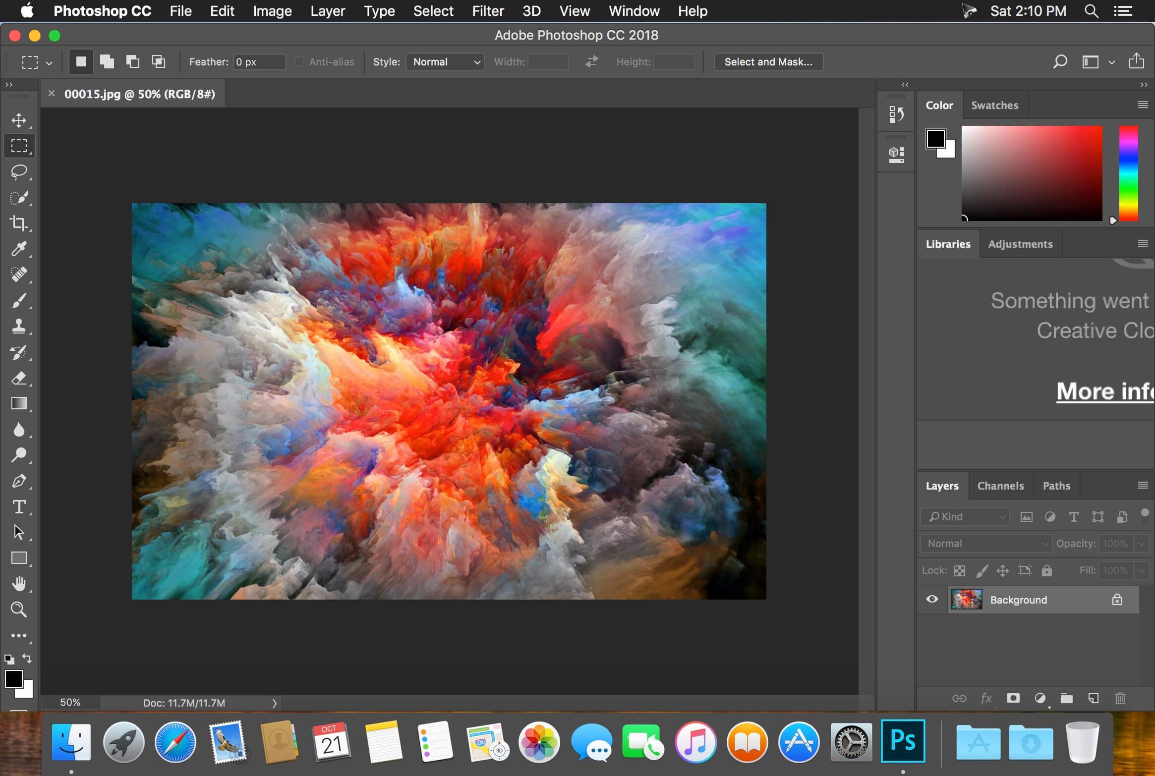 Adobe Photoshop CC 2018 v19 1 6 download | macOS