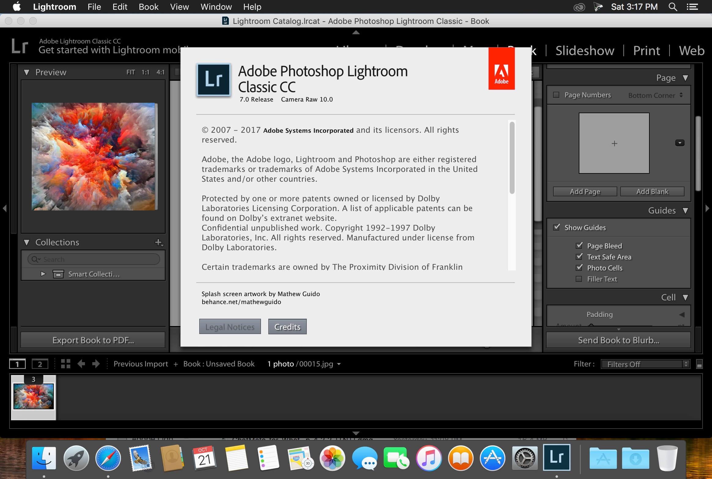 Adobe Photoshop Lightroom Classic CC 2018 v7 5 0 10 download | macOS