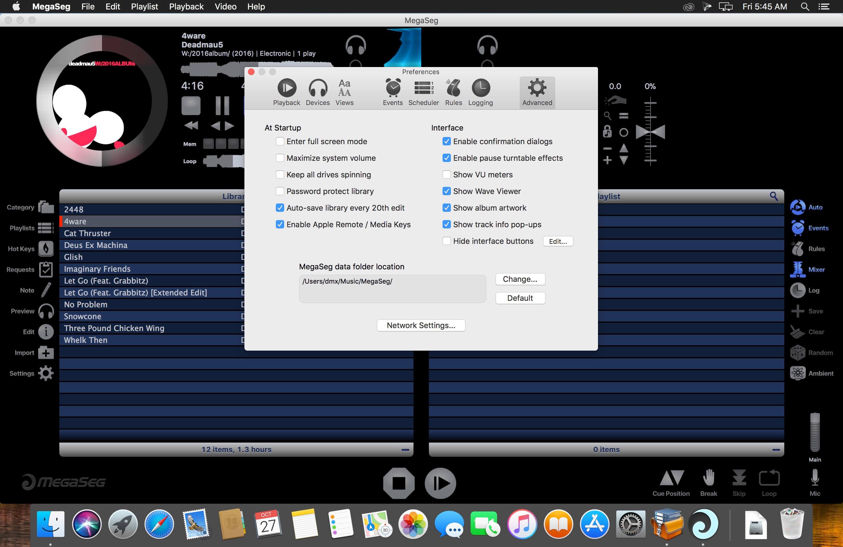 Descarga Fidelity Media MegaSeg Pro 5