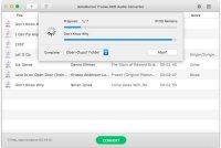 NoteBurner iTunes DRM Audio Converter 2 4 6 download | macOS