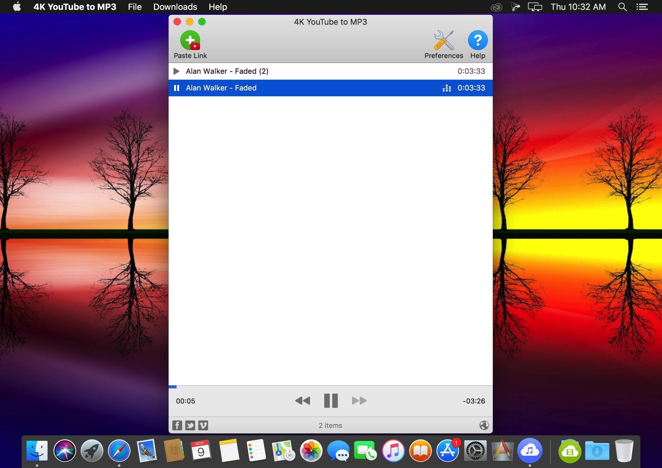 youtube to mp3 mac 10.7