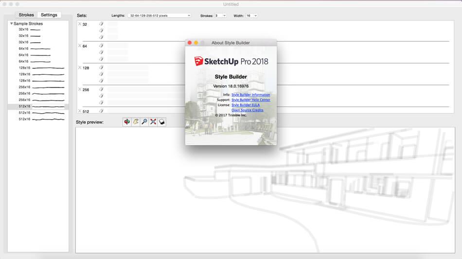 SketchUp Pro 2018 v18 1 1180 download | macOS