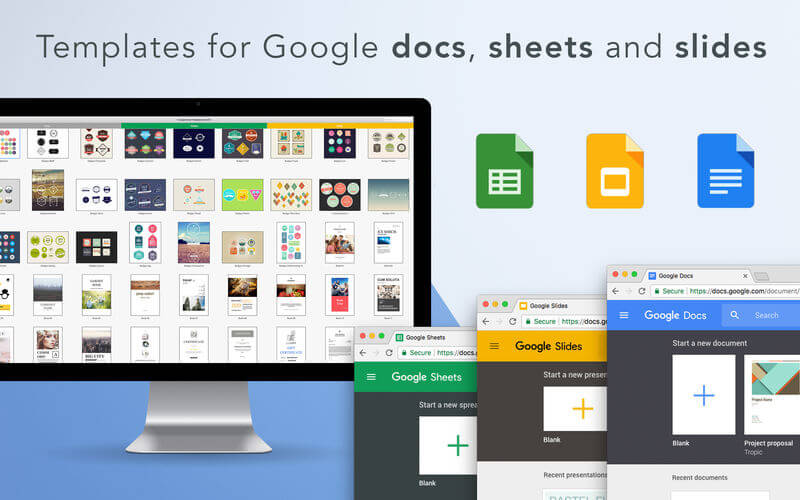 Google Docs Templates by GN 4.1 download | macOS
