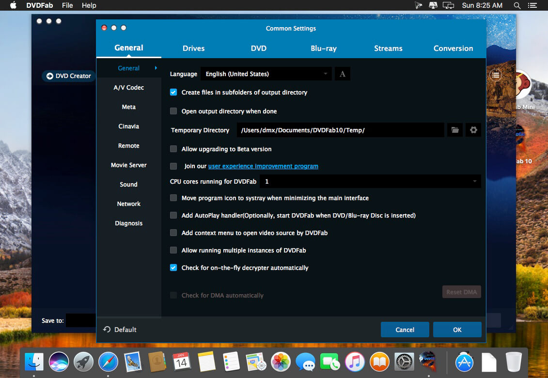 DVDFab All-In-one 11 0 3 9 download | macOS