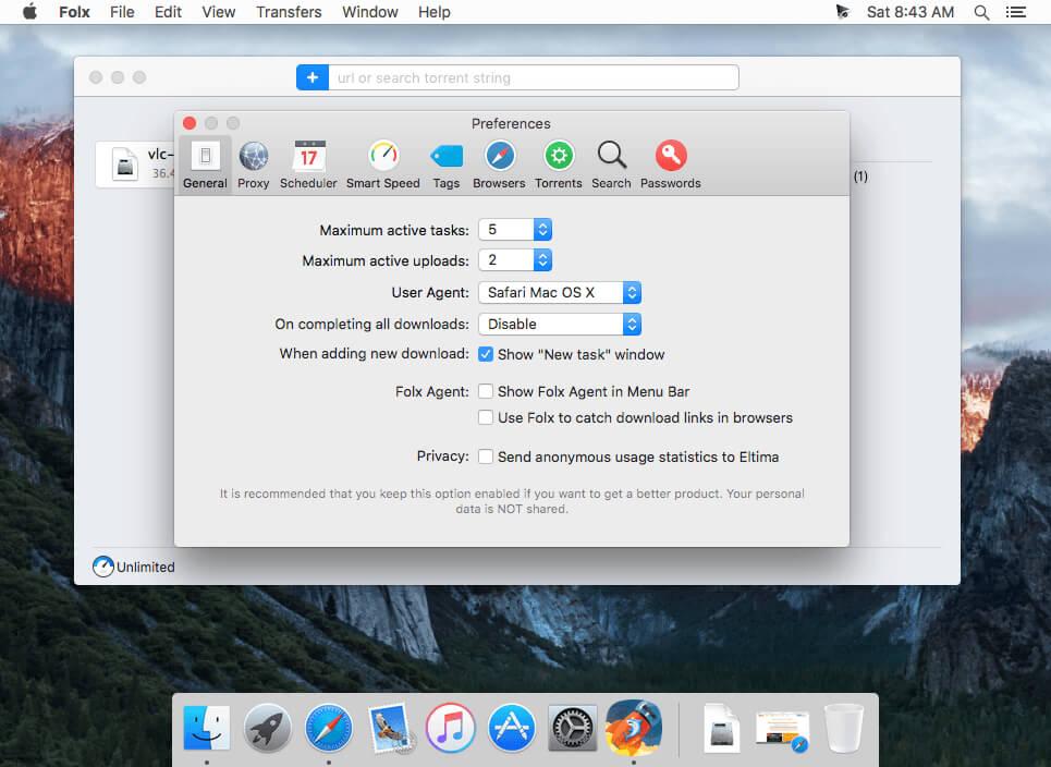 Folx Pro 5 9 (13837) download   macOS