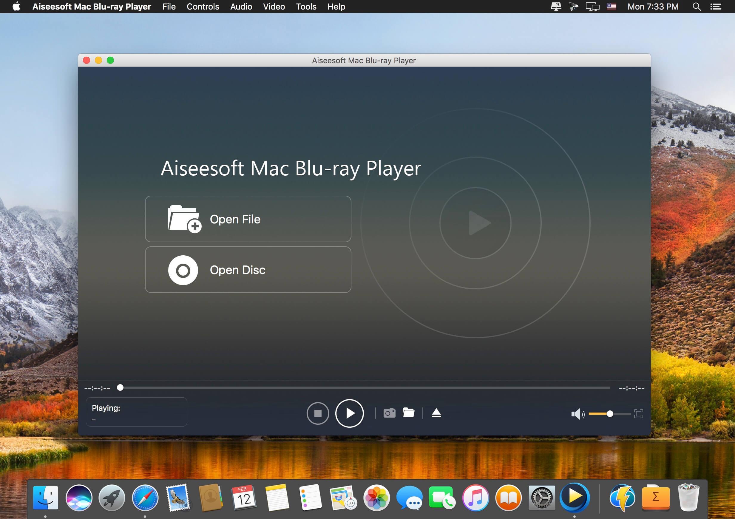 Blu Ray Software Free Mac