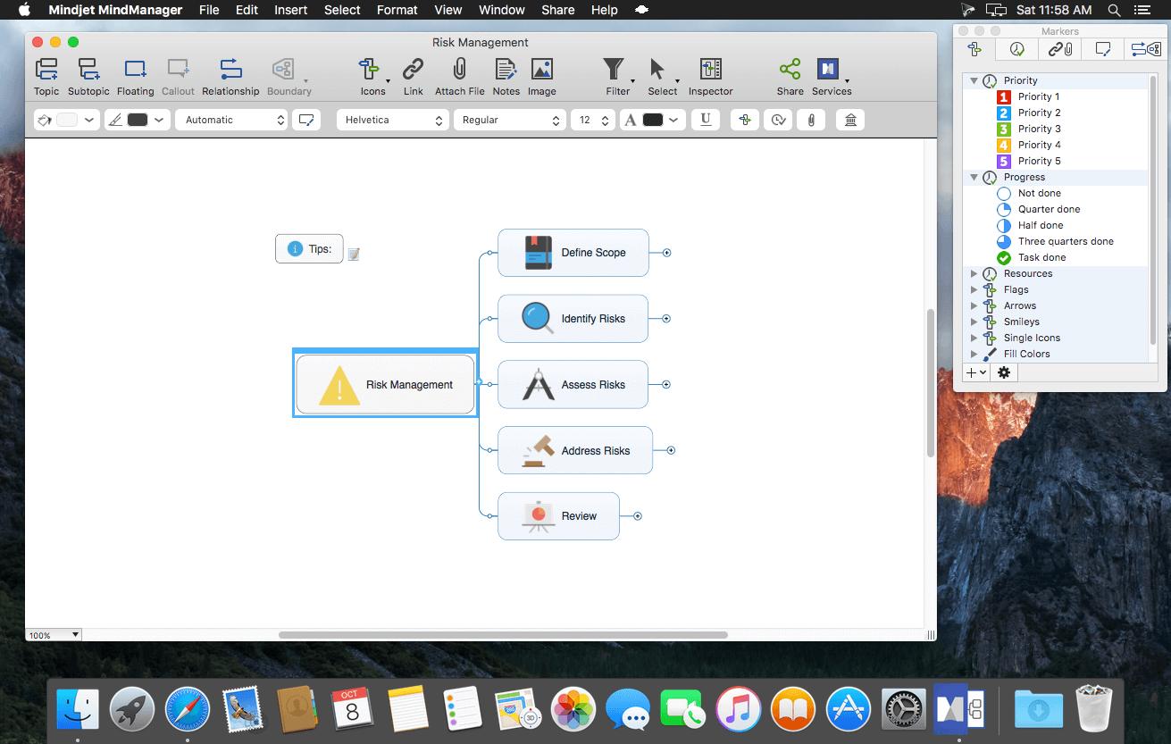 mindjet mindmanager free download for mac