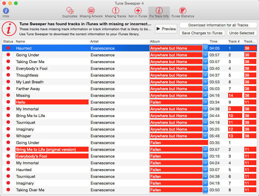 Tune Sweeper 4 17 download   macOS