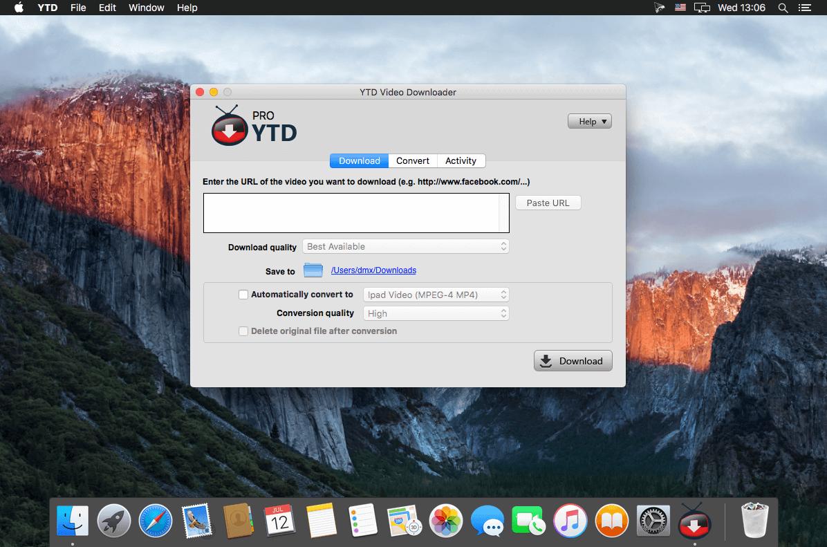 ytd video downloader pro full version free download