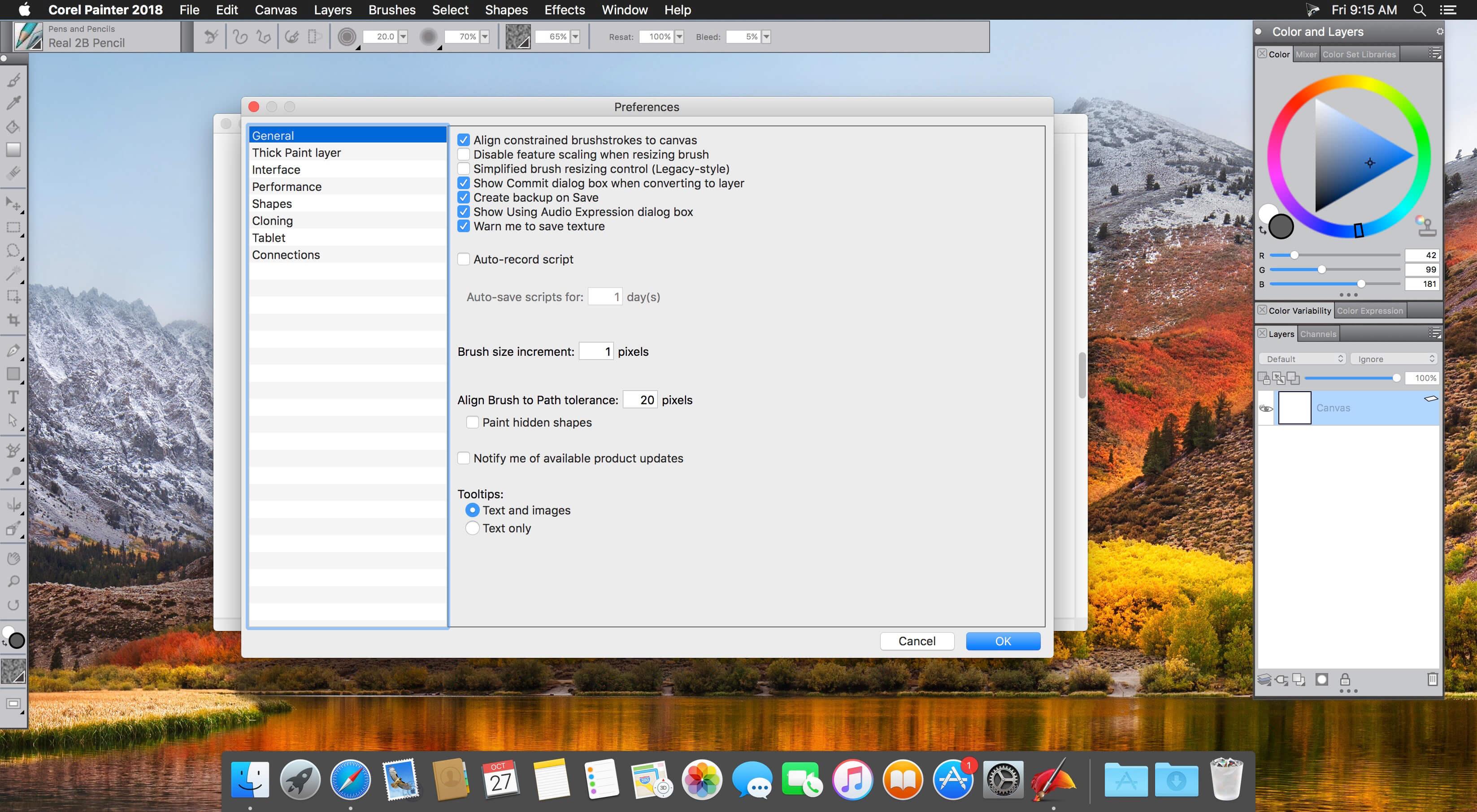 Corel Painter 2019 v19 1 0 487 download | macOS