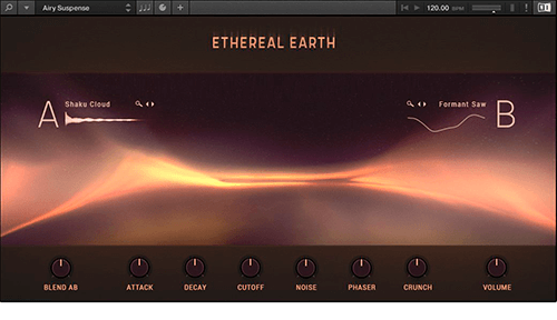 Native Instruments Ethereal Earth KONTAKT 1.1.0