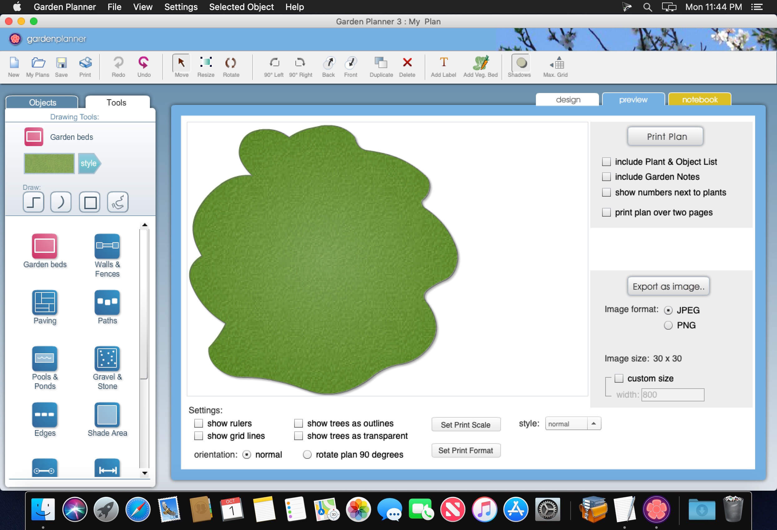 Garden Planner 3.6.35 download | macOS