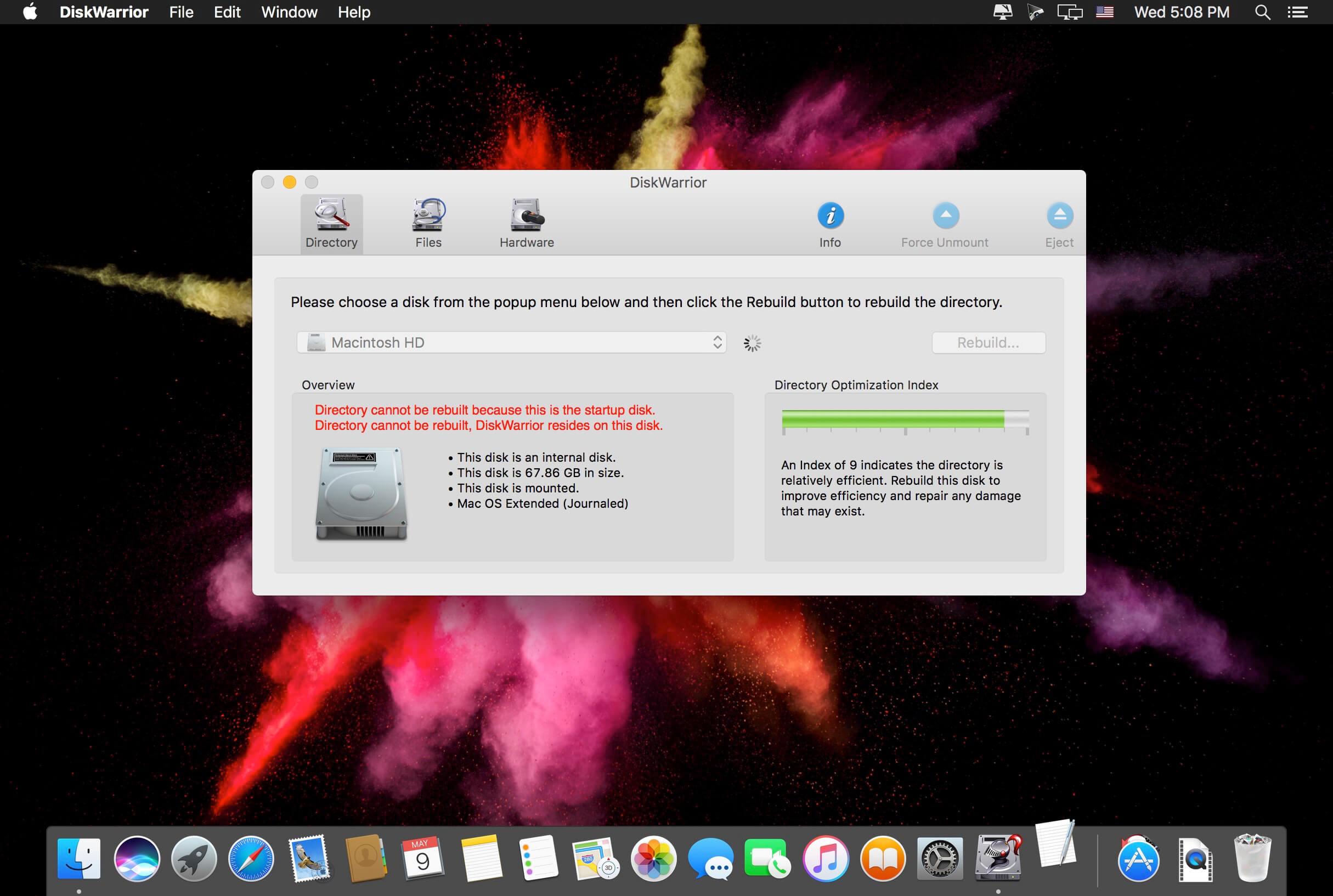 diskwarrior 5.2 download