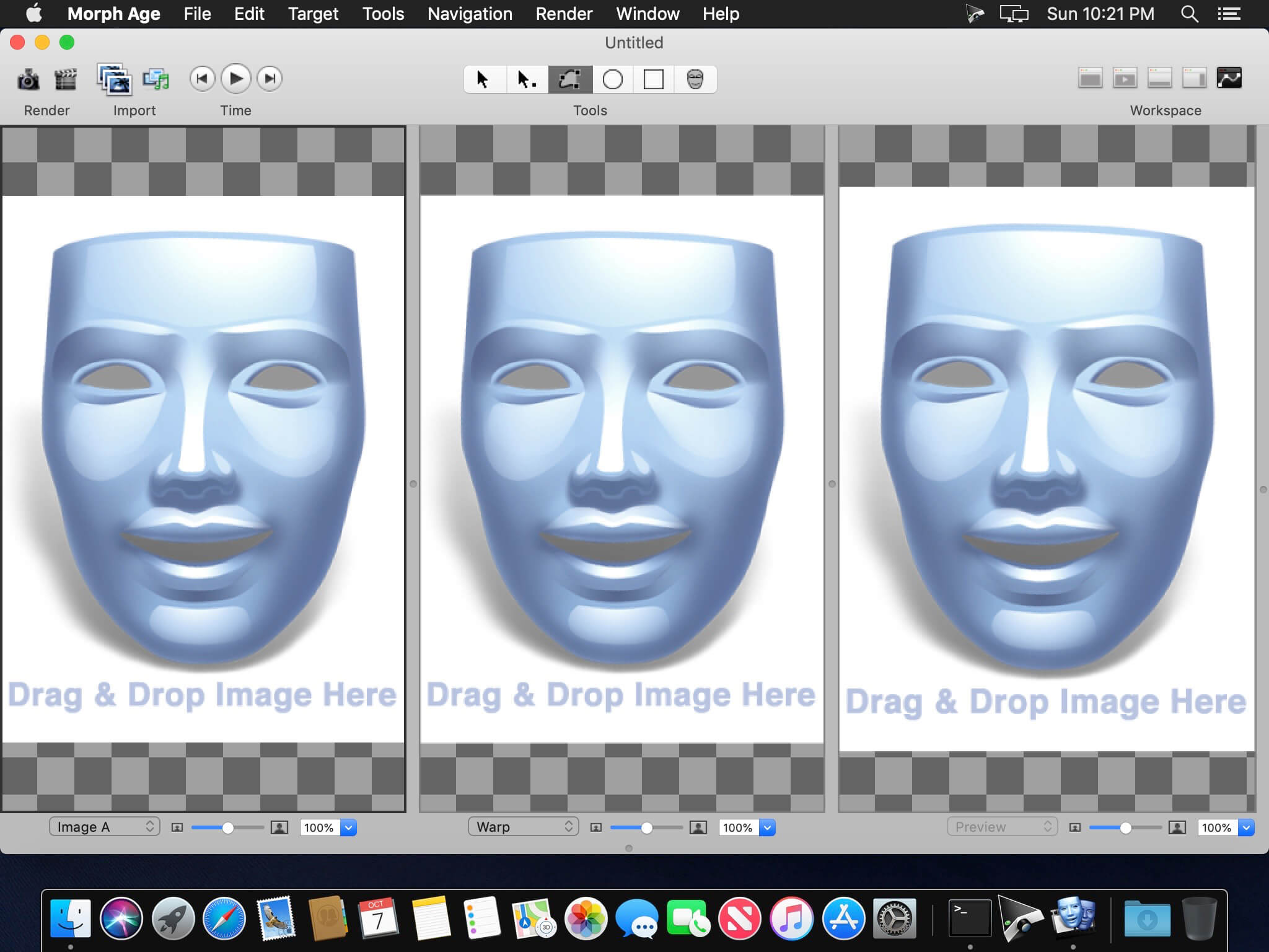 Morph Age 4 3 2 download | macOS