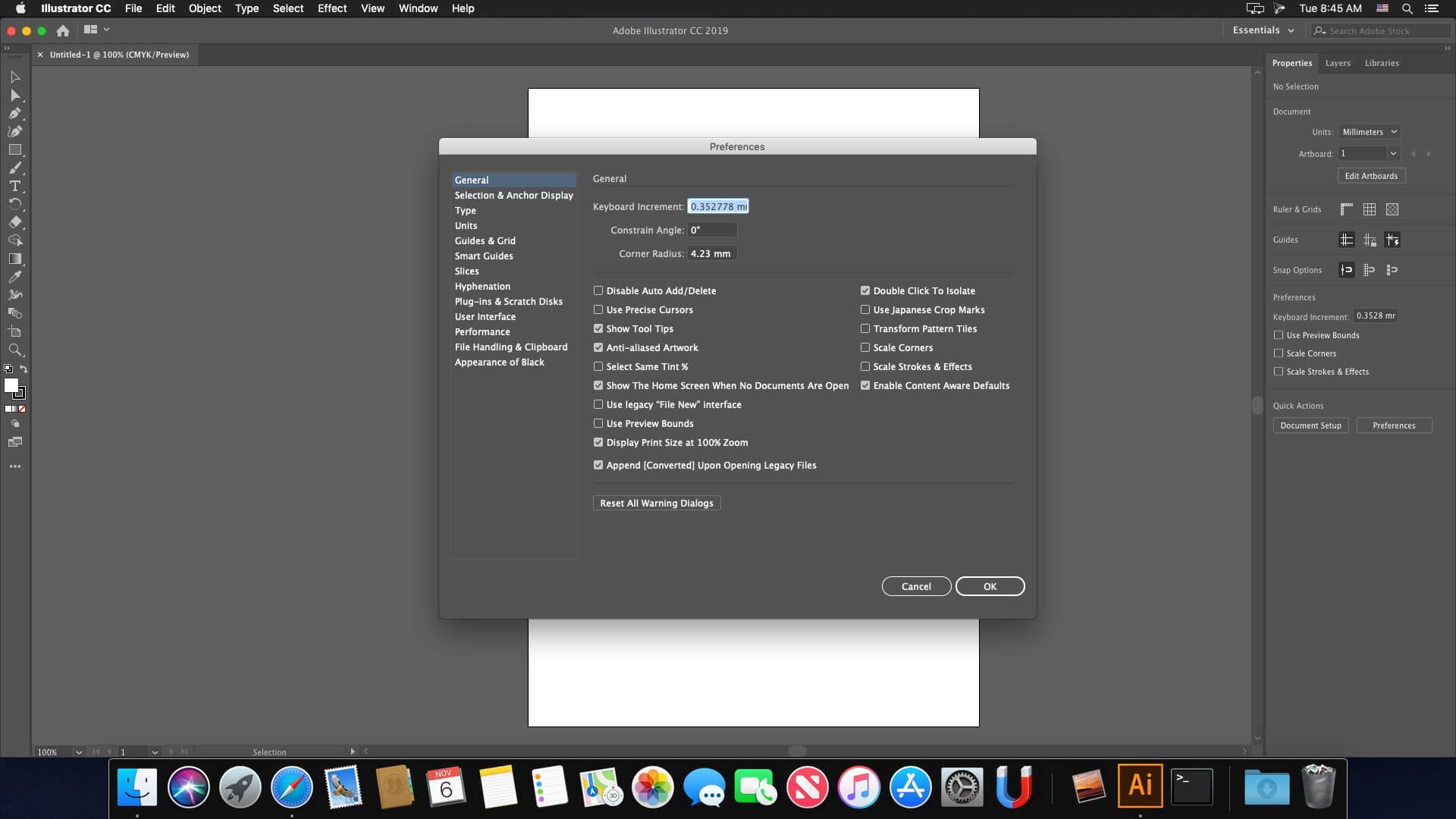 Adobe Illustrator CC 2019 v23 0 6 download | macOS