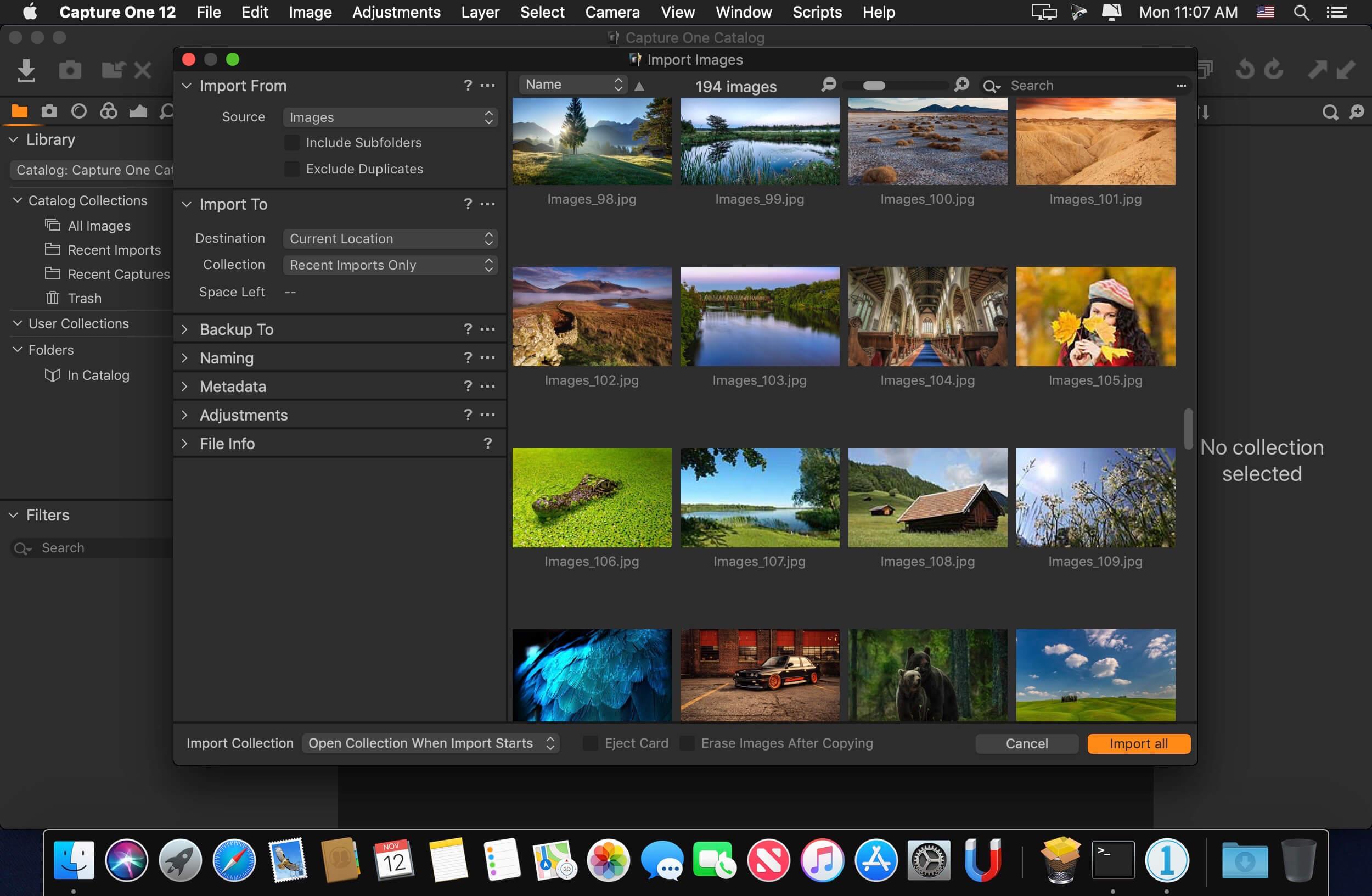 Capture One Pro 12 1 2 38 download | macOS