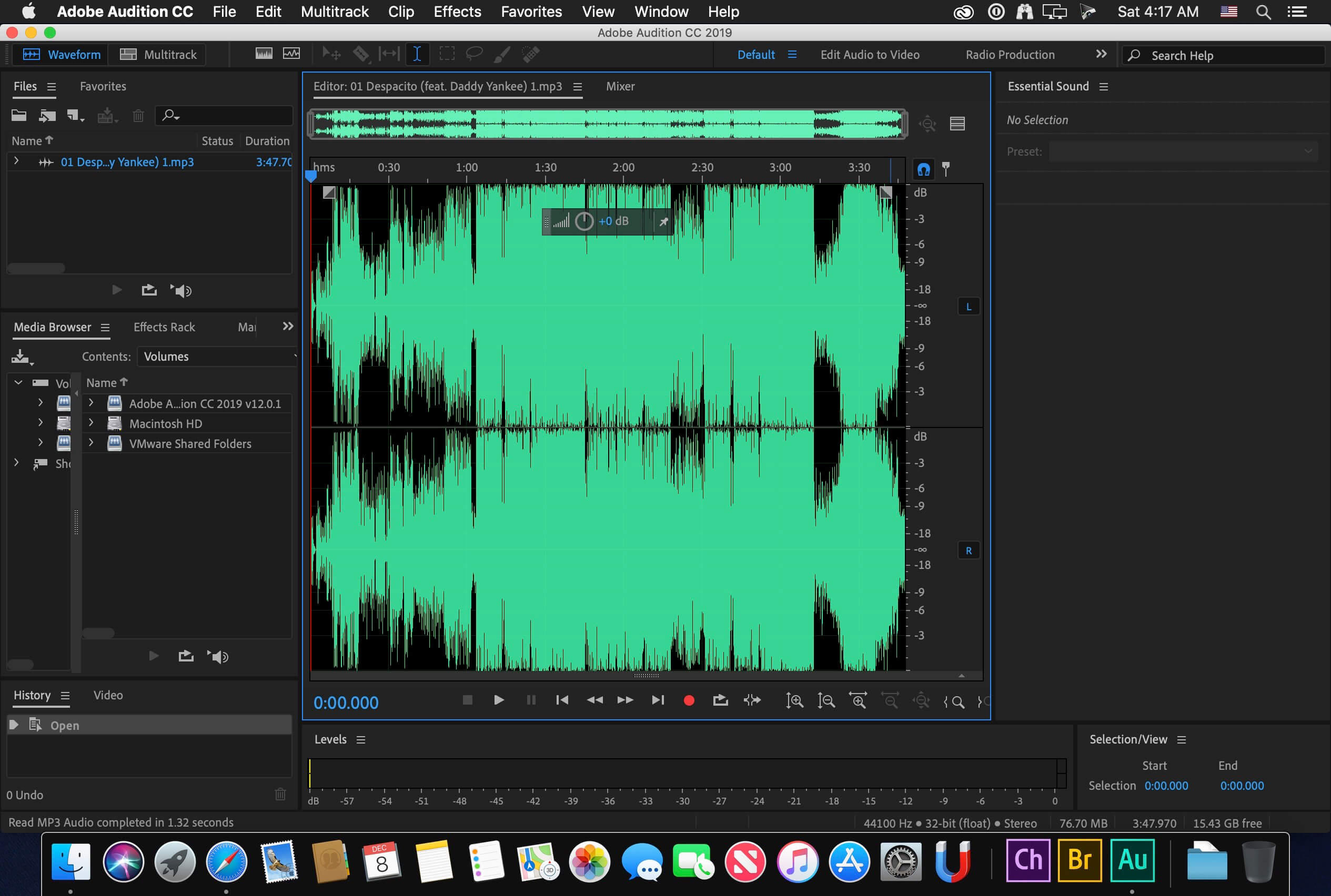 adobe audition cc for mac free
