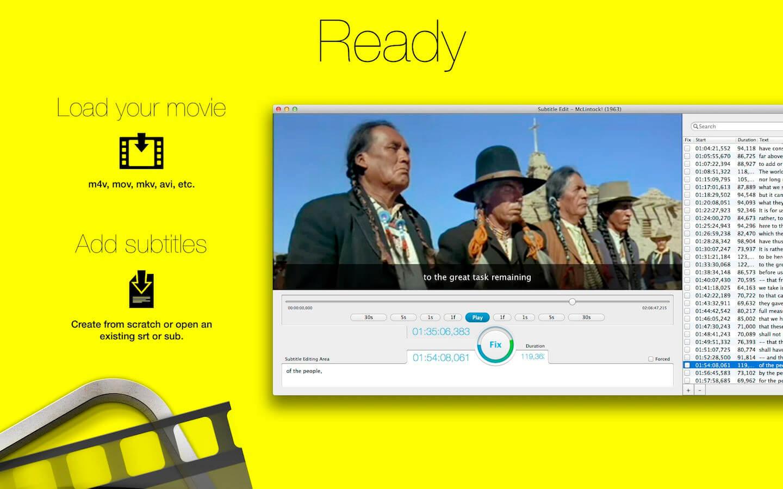 Subtitle Studio 1 5 0 download   macOS