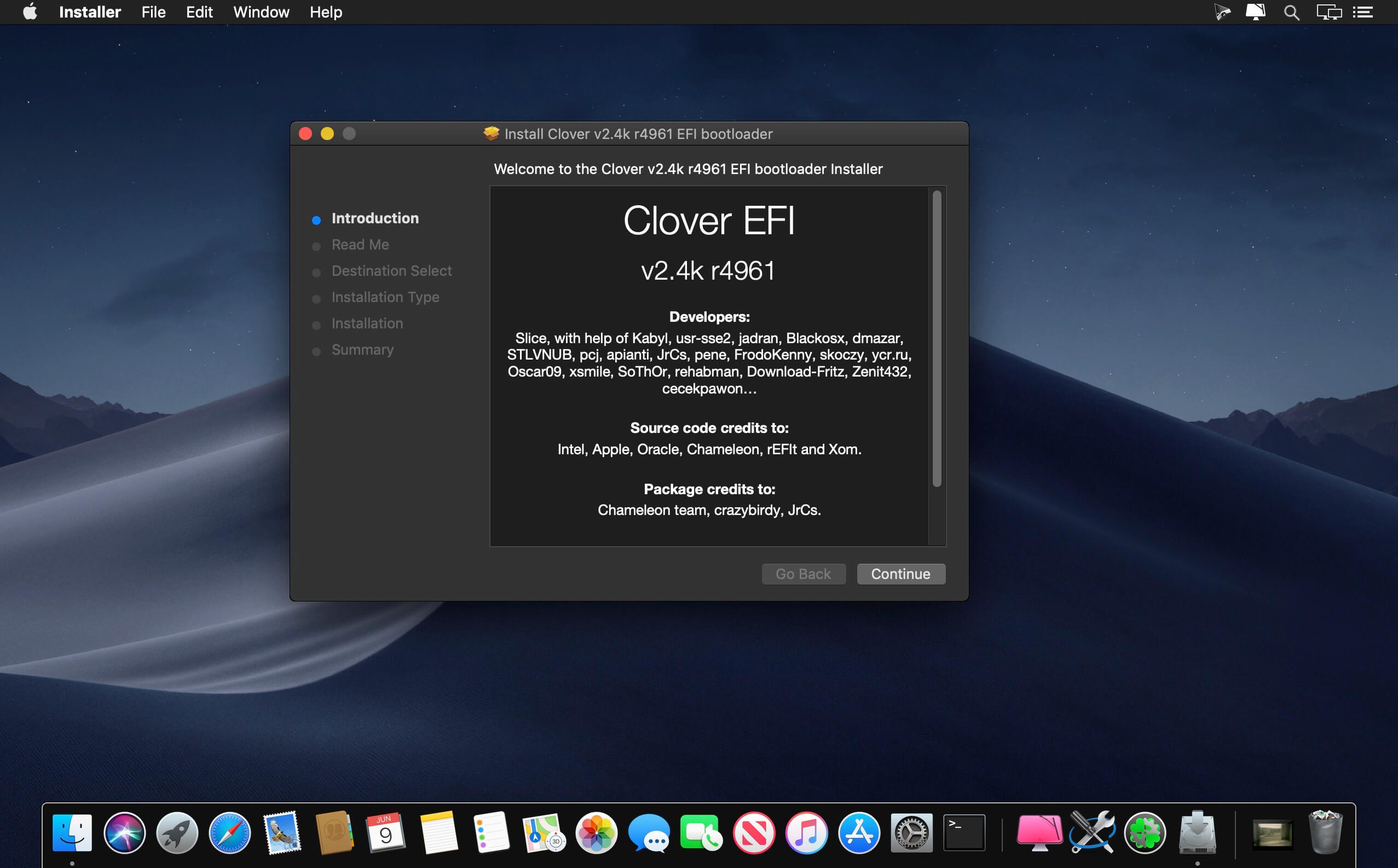 Clover EFI bootloader v2 5 r5070 download | macOS