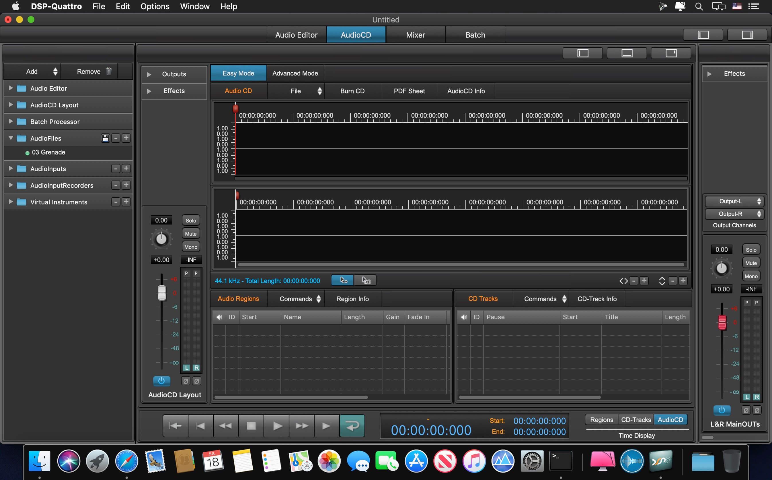 DSP-Quattro 5 1 1 download | macOS