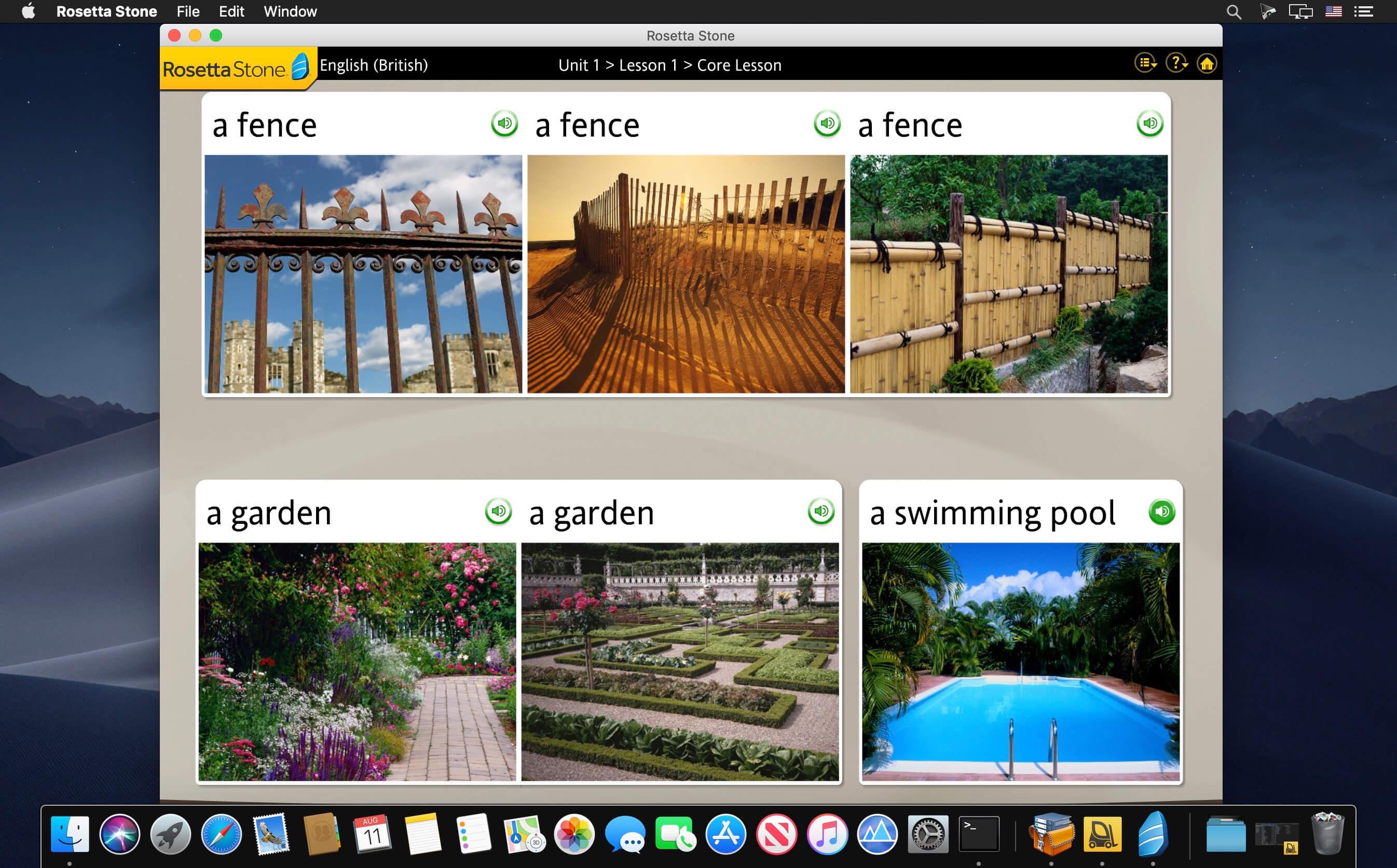 rosetta stone for mac download free