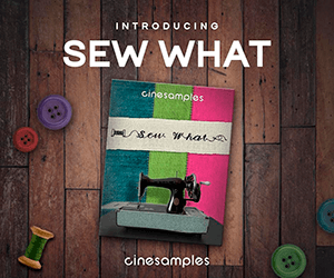Cinesamples Sew What KONTAKT