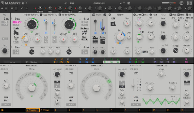 Native Instruments Massive X v1.2.0 VST AU Incl Factory Library