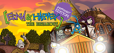 Edna & Harvey: The Breakout - Anniversary Edition (2019)