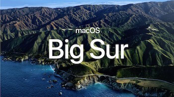 macOS Big Sur beta (20A4299v)