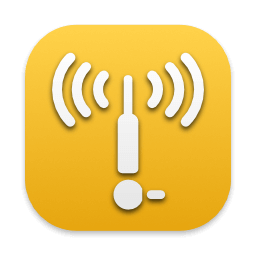 WiFi Explorer 3.0.4  - View WiFi networks